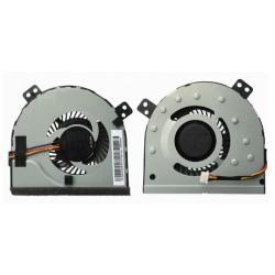 Ventilátor pre Lenovo IdeaPad Z400 P500 Z500 Z410 Z400 Z400 Z400 Z400T 20224 P500 Z500 Z500 Z410 Z510 Z5