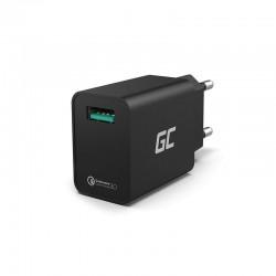 Green Cell USB 3.0 nabíjačka 18W