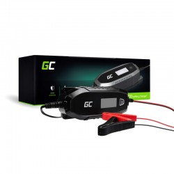 Green Cell charger for batteries 6V / 12V, 4A