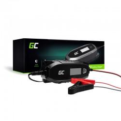 Green Cell nabíjačka pre akumulátory 6V / 12V, 4A