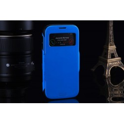 Samsung Galaxy S4 i9500 Case Slim Armor - modré pouzdro