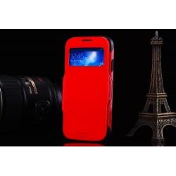 Samsung Galaxy S4 i9500 Case Slim Armor - červené púzdro
