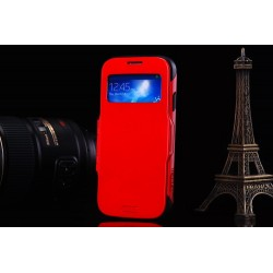 Samsung Galaxy S4 i9500 Case Slim Armor - red case