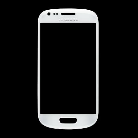 Samsung Galaxy S3 Mini i8190 - Bílá dotyková vrstva, dotykové sklo, dotyková deska