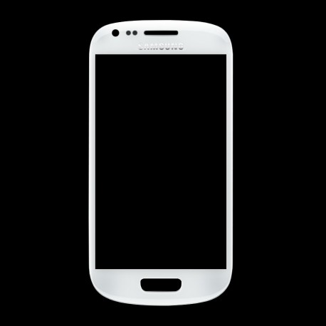 Samsung Galaxy S3 Mini i8190 - White touch layer touch glass touch panel