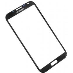 Samsung Galaxy Note 2 N7100 - Černá dotyková vrstva (sklo, deska) - OEM