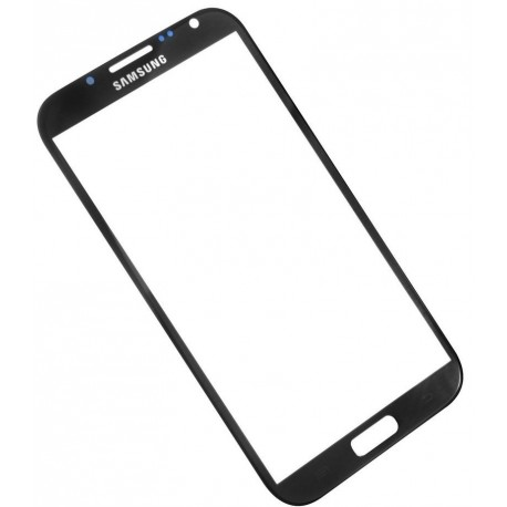 Samsung Galaxy Note 2 N7100 N7105 i317 - Black touch layer (glass plate)