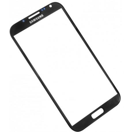 Samsung Galaxy Note 2 N7100 N7105 i317 - Černá dotyková vrstva (sklo, deska)