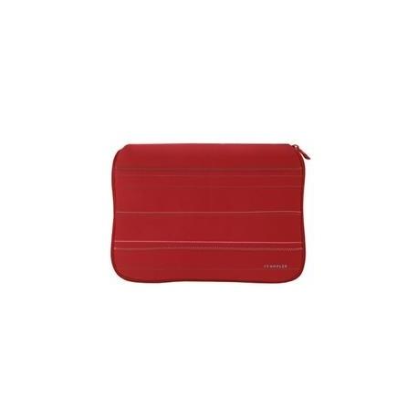 """Pouzdro na notebook 15"""" Crumpler The Gimp Special Edition - červená linkovaná (TGLDC15 - 005)"""