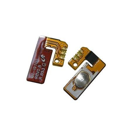 Zapínací tlačítko ON/OFF Samsung Galaxy S2 i9100 Power Button - Flex kabel