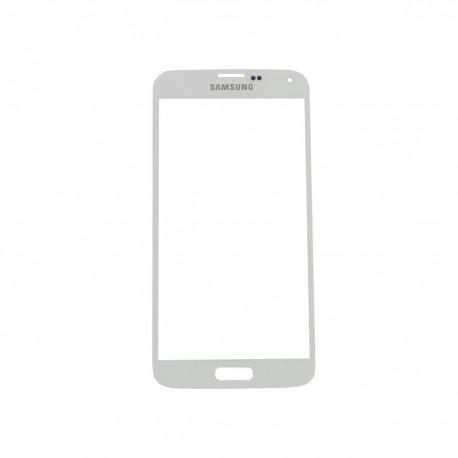 Samsung Galaxy S5 i9600 G900 - Bílá dotyková vrstva, dotykové sklo, dotyková deska