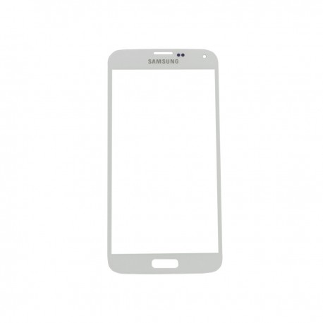 Samsung Galaxy S5 i9600 G900 - White touch layer touch glass touch panel