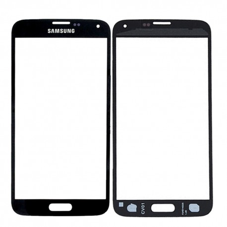 Samsung Galaxy S5 i9600 G900 - Black touch layer touch glass touch panel
