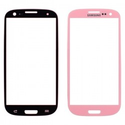 Samsung Galaxy S3 I9300 - Pink touch layer touch glass touch panel
