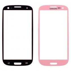 Samsung Galaxy S3 i9300 - Ružová dotyková vrstva, dotykové sklo, dotyková doska