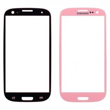 Samsung Galaxy S3 i9300 - Růžová dotyková vrstva, dotykové sklo, dotyková deska