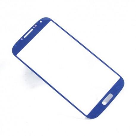 Samsung Galaxy S4 i9500 - Modrá dotyková vrstva, dotykové sklo, dotyková deska