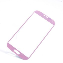 Samsung Galaxy S4 i9500 - Pink touch layer touch glass touch panel