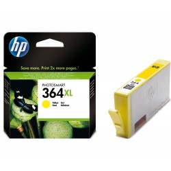 HP 364XL Yellow CB325E - originální cartridge
