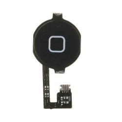 iPhone 4 tlačítko - home button - Černá