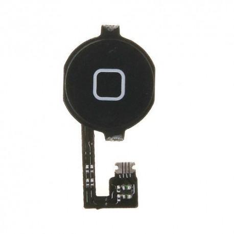 iPhone 4 tlačítko - home button - Bílá