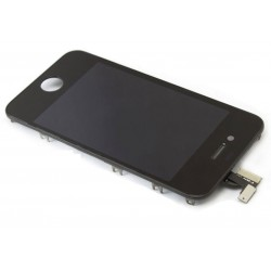 Apple iPhone 4 - Black + LCD touch layer touch glass touch panel