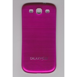 Samsung Galaxy S3 I9300 - The rear battery cover - Aluminium - Pink