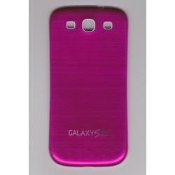 Samsung Galaxy S3 i9300 - Zadní kryt baterie - Hliník - Růžový