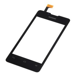 Huawei Ascend Y300 8833 - Black touch layer touch glass touch panel + flex